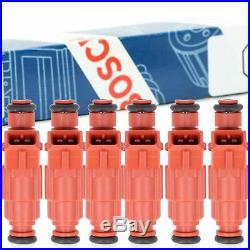 6X BOSCH 0280156038 Einspritzventilsatz Alfa Romeo Spider Thesis 841AX 3.0