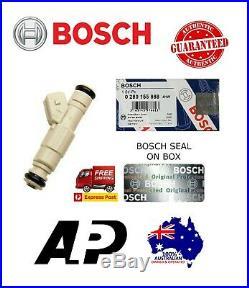 6x BOSCH FUEL INJECTORS FOR COMMODORE VS VT VX VY 3.8L V6 SUPERCHARGED 370CC L67