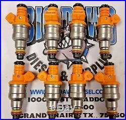 (8) 1988-2003 Ford F150, F250, F350 4.6l 5.0l 5.4l 5.8l Fuel Injectors