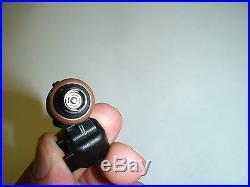 8 Genuine Bosch 210lb 2200cc 210# fuel injectors short style with EV6/EV14 plug