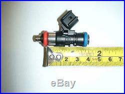 8 Genuine Bosch 80lb 840cc 80# fuel injectors for 6.2 GM LS3, L99, LSA LS7
