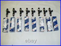8 Genuine Bosch EV1 210lb 2200cc 210# fuel injectors Camaro Corvette 5.7 LT1 LS1