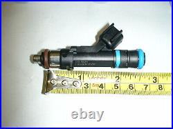 8 OEM Genuine Ford / Bosch 62lb 62# 650cc EV6 fuel Injectors