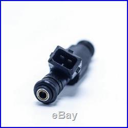 8Pcs Fuel Injectors 1600cc 150lb Fits Porsche Ford GM LT1 LS1 LS6 LSX V8 E85 EV1