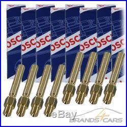8x ORIGINAL BOSCH EINSPRITZDÜSE MERCEDES SL R129 300 500 89-93