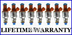 BEST UPGRADE OEM Flow Matched DENSO Set Of 8 Fuel Injectors for Ford 5.0L 5.8L