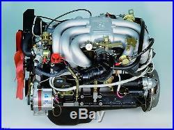 BMW E30 E34 Bosch ev14 1000cc fuel injectors rail M20 325i B25 325IS E28 TURBO