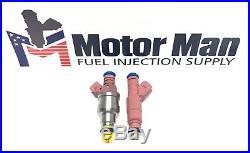 BMW S52 3.2L M52 2.8L V6 Upgrade 24lb 24# Fuel Injector set EV6 1 YR WARRANTY