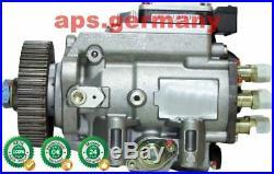BOSCH Einspritzpumpe AUDI A6 (4B, C5) 2.5 TDI quattro 180 PS