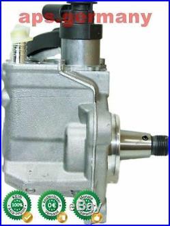 BOSCH Hochdruckpumpe VW PASSAT (3C2) 2.0 TDI