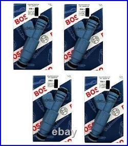 BOSCH for VAUXHALL ASTRA ZAFIRA VXR 2.0 FUEL INJECTORS 0280156280 470CC Z20LEH