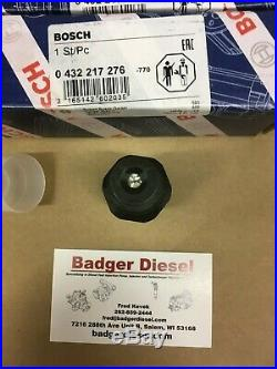 BRAND NEW BOSCH'92-'05 6.5l Turbo Diesel Fuel Injectors 65 GMC Chevy injection