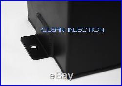 Blk AEM 50-1005 380LPH -8 an8 8an 6an -6 an6 Fuel Pump 2L surge tank 044 bosch