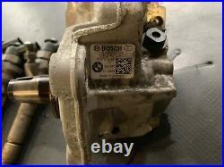 Bmw 1/3 Series 118d 318d 116d 316d High Pressure Pump And Injectors 7798446
