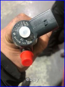 Bmw 3 5 Series F30 F31 F10 F11 320d 520d B47 0445110743 New Bosch Fuel Injector