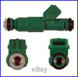 Bosch 42lb Fuel Injectors VW 1.8T turbo golf, Jetta (4)