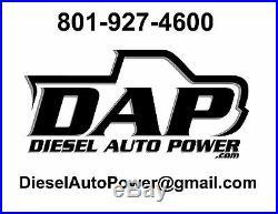 Bosch 6.6L Duramax LMM Diesel Fuel Injector 6.6 Chevy GM Chevrolet 0986435520