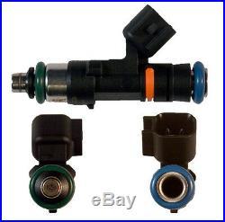 Bosch 95lb 1000cc Ev14 Uscar Ev6 Connection Fuel Injector (4) 0280158117