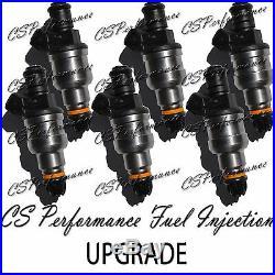 Bosch Best Upgrade Fuel Injector Set for GM 2.8L 3.1L 3.3L V6