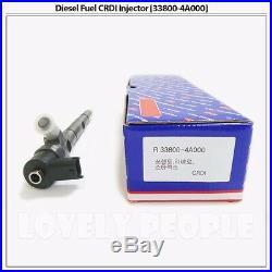 Bosch CRDI Diesel Fuel Injector 33800 4A000 for Hyundai Starex Kia Sorento
