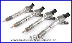 Bosch Diesel Fuel Injector Audi A3 Seat Leon Skoda Octavia Vw 0445110477