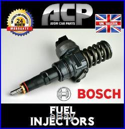 Bosch Diesel Injector for Volkswagen Passat B6 2.0 TDI. No. 0414720312