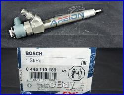 Bosch Genuine Fuel Injector 5 Cyl Mercedes CDI, ML GL Dodge 2.7 L Sprinter