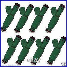 Bosch Green Giants 42lb Fuel Injector Ev1 Gm Lt1 Ls1 Ls6 Ford Mustang Sohc Dohc