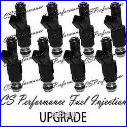 Bosch III BEST UPGRADE 96-00 7.4 454 GM UPGRADE Fuel Injectors 2500 3500 Truck