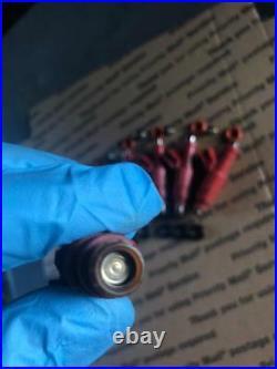 Bosch Upgrade 12 Hole Jeep Cherokee 1999+ 4.0L Fuel Injector Set of 6 EV6 24LB