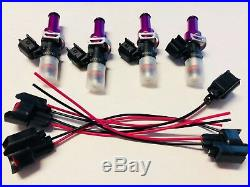 DIY 1000cc Fuel Injector 02-11 Honda Civic Acura RSX K20 K24 R18 K20Z1 K20Z3 K24