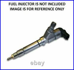 Diesel Fuel Injector Repair Kit for 2006 2007 Chevy/GMC Duramax Hummer 6.6L