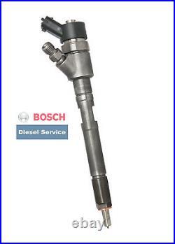 Einspritzdüse Injektor Ford Focus Fusion C-Max 1,6 TDCI Citroen Peugeot 1,6 HDI