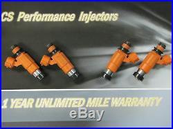 FLOW MATCHED Yamaha FX140 SX230 AR230 SR230 Waverunner Fuel Injector Set (4)