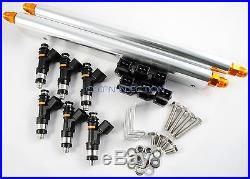 Fit Nissan 300zx Z31 550cc fuel injectors 1984-1989 VG30 VG30ET VG30DE VG30E SLV