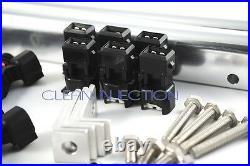 Fit Nissan 300zx Z31 750cc fuel injectors 1984-1989 VG30 VG30ET VG30DE VG30E BL
