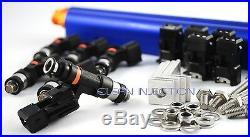 Fit Nissan 300zx Z31 Bosch 1000cc fuel injectors 1984-1989 VG30 VG30ET VG30DE