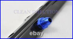 Fit Nissan Cefiro Skyline GTS-t rb20det rb20 R32 850cc Bosch Fuel Injectors blk