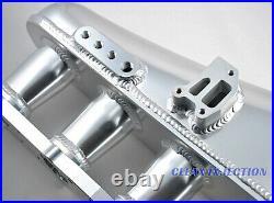Fits SR20DET S14 S15 Bosch 1600cc ev1 fuel injectors intake manifold rail kit