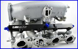 Fits nissan SR20 s14 s15 SR20det Bosch ev14 1000cc Fuel Injectors rail 240sx BLK