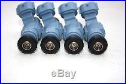 Fiveo Bosch 850cc Fuel Injectors Subaru WRX EJ255 EJ257 Stainless Steel MTBE E85