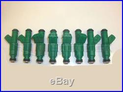 Flowmatched TRE 42lb Fuel Injectors Chevy Ford Pontiac Bosch V8 LS1 LT1 5.0L 8