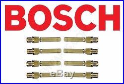For Mercedes-Benz 8 Piece Fuel Injector Set-BOSCH-0437502054-OEM MB 62231