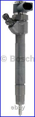 For Mercedes W211 E320 2005-2006 Common Rail Fuel Injector Bosch 0445110193