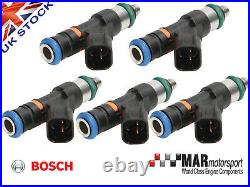 Ford Focus MK2 RS / ST 2.5 Turbo 5 Cylinder 550cc BOSCH Injectors x 5