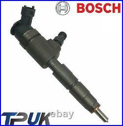 Ford Focus Mk3 Fuel Injector 1.5 1.6 Diesel Bosch 2012 On 0445110489