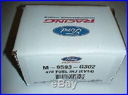 Ford Racing 07-12 Mustang Shelby GT500 47lb 47# Bosch fuel Injectors 5.4 DOHC