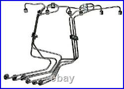 Fuel Injector Lines for 1994-1998 12V 5.9l Cummins Engines with P Pump