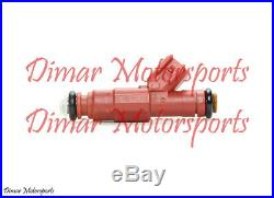 GENUINE BOSCH Fuel Injector Set 12-Hole 2000 Dakota Durango Grand Cherokee 4.7L