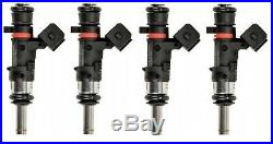 Genuine Bosch 0280158124 fuel injectors. CORSA VXR 390cc x 4